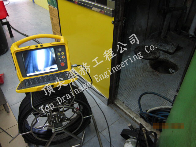 CCTV渠道勘察工程